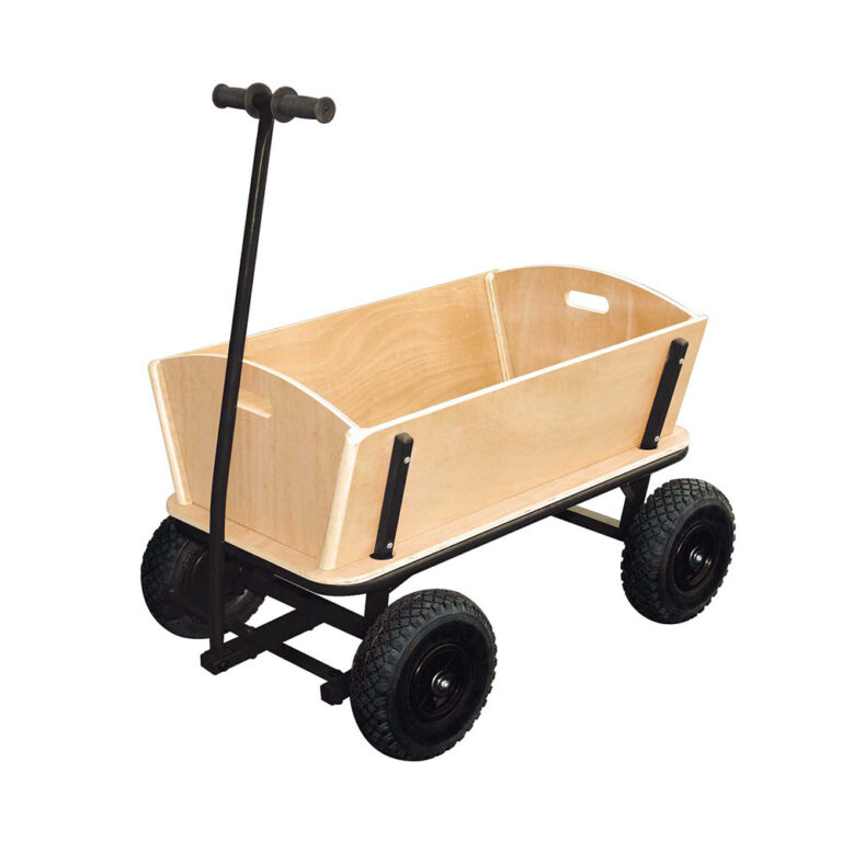 Chariot XXL en bois Legler
